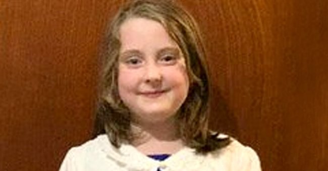 Tierney Batt, the 8-year-old who saved Cayden Paterson's life   Photo: Twitter.com/Evening_Tele