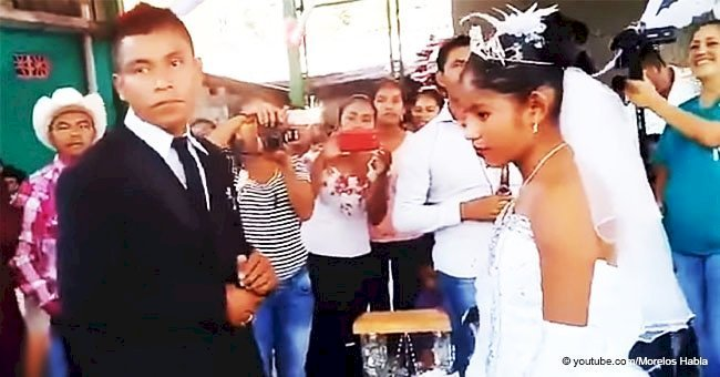 Do you remember the 'saddest wedding'? Here is the story behind that painful video