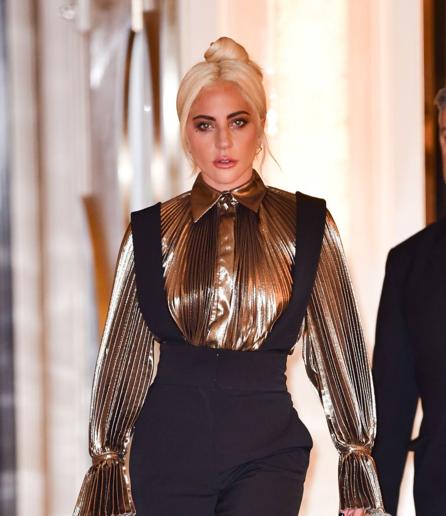 Lady Gaga. | Photo : Getty Images