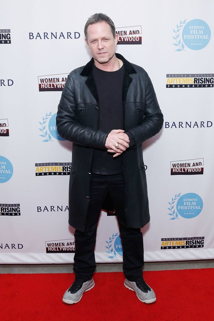 """Dean Winters attends the """"Lost Girls"""" New York premiere during The Athena Film Festival on February 29, 2020 