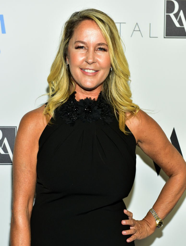 "Erin Murphy asiste a la Gala ""Into The Blue"" de Autism Speaks 2018. 