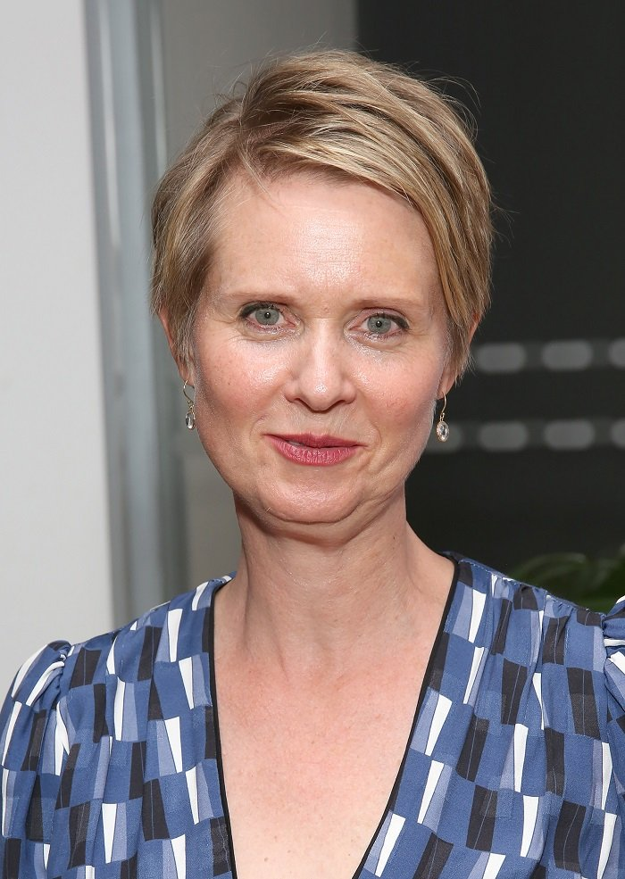 Cynthia Nixon l Picture: Getty Images