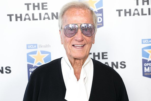 Pat Boone at The Thalians in Los Angeles, California | Photo: Getty Images