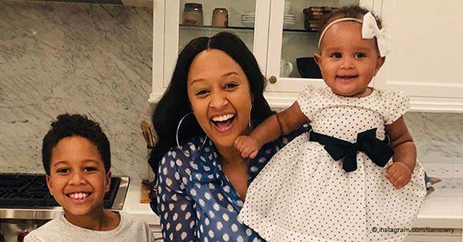 Tia Mowry Shares What She's Teaching Her Children about Being Black in America