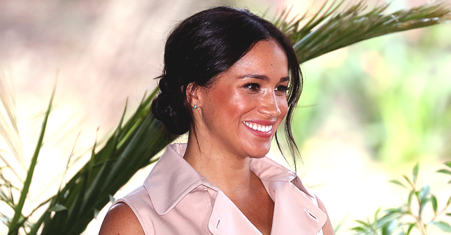 Meghan Markle Gets Candid about Being New Wife and Mom in the Public Eye in a New Interview