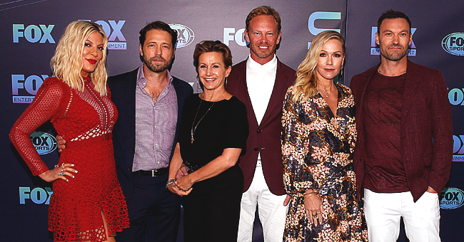BH90210 Will Not Return for a 2nd Season and Fans Weigh In