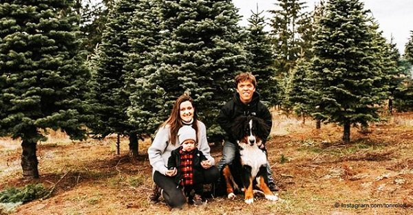 Tori Roloff pens a heartfelt Valentine card to her 'favorite boys,' and her words are touching