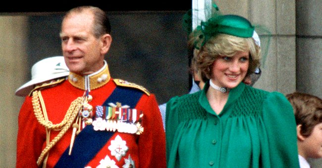 Prince Philip's Close Bond with Princess Diana and the Sweet Letters They Exchanged