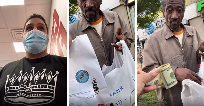 This Guy Inspired People to Be Kind by Helping a Homeless Man