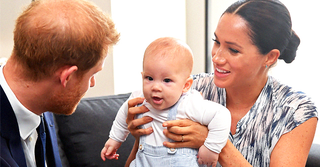 Meghan Markle, Prince Harry Take Son Archie to 1st Public Engagement on Royal Tour of South Africa