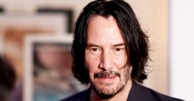 Keanu Reeves Praised for the Way He Poses in Photos with Other People