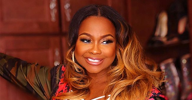 Phaedra Parks of 'Real Housewives' Shows off Curves in Swimsuit Photo and Fans Are Stunned