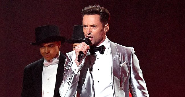 Hugh Jackman Posts Throwback Video from His Global Concert Tour 'The Man, The Music, The Show'