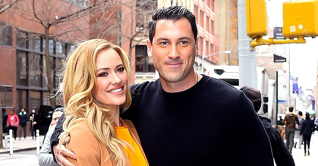 E! News: Maks Chmerkovskiy Is Hesitant about His Son Shai, 4, Becoming a Dancer