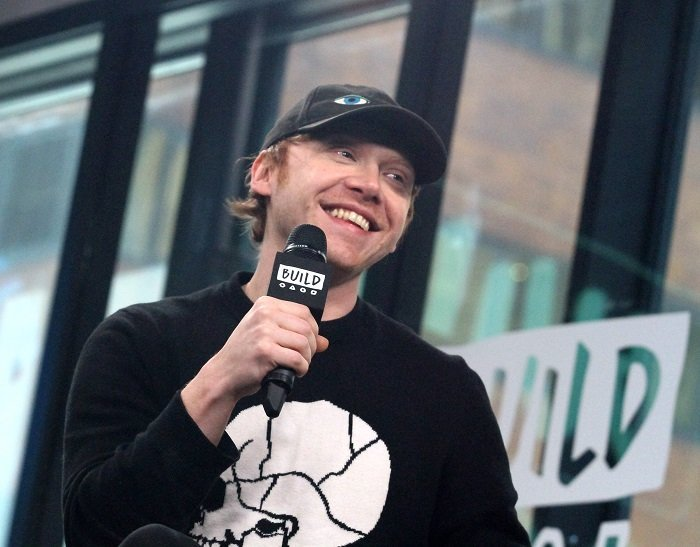 Rupert Grint l Picture: Getty Images