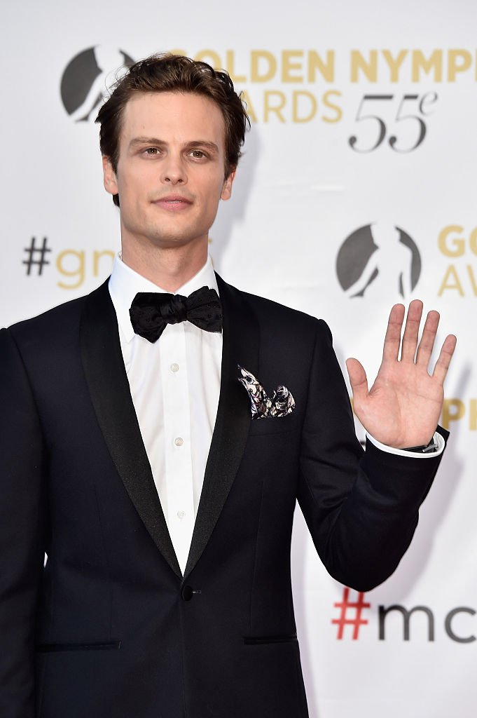 Matthew Gray Gubler attends the closing ceremony of the 55th Monte Carlo TV Festival | Getty Images / Global Images Ukraine