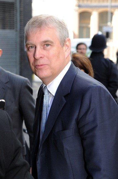 Prince Andrew, Duke of York visits Mother London on March 13, 2013 in London, England | Photo: Getty Images