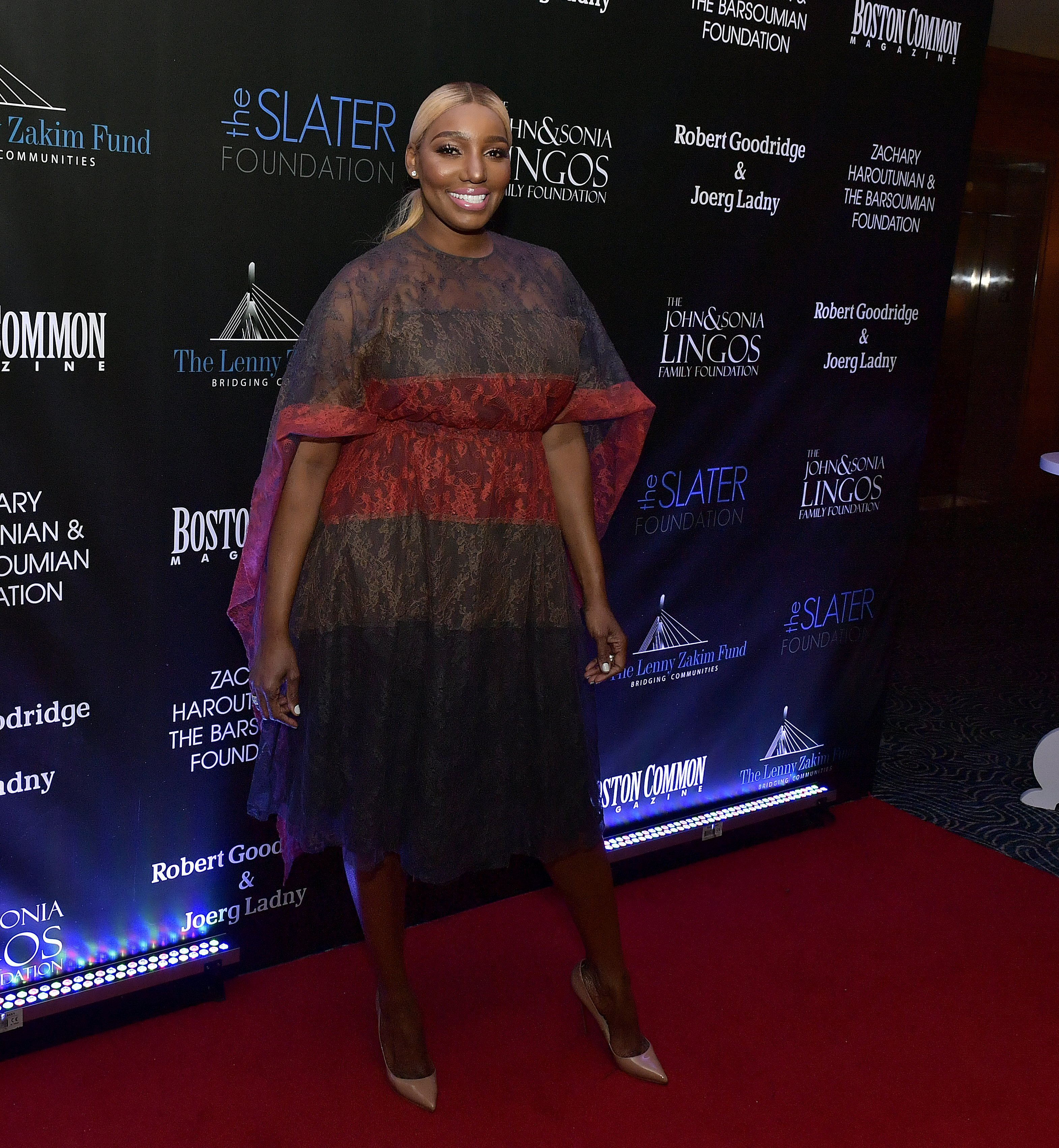 NeNe Leakes at the Lenny Zakim Fund's 9th Annual Casino Night on March 3, 2018 in Boston, MA | Photo: Getty Images