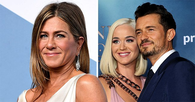 Katy Perry Opens up about Her Unborn Daughter's Godmother Jennifer Anniston Following Rumors