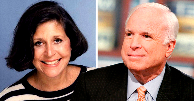 Meet Carol Shepp a Former Runway Model and the Late Sen. John McCain's First Wife