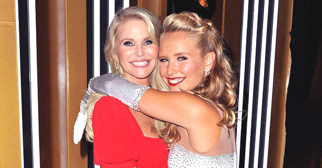 Christie Brinkley's Daughter Sailor Replaces Injured Mom on DWTS after Only 3 Days of Practice