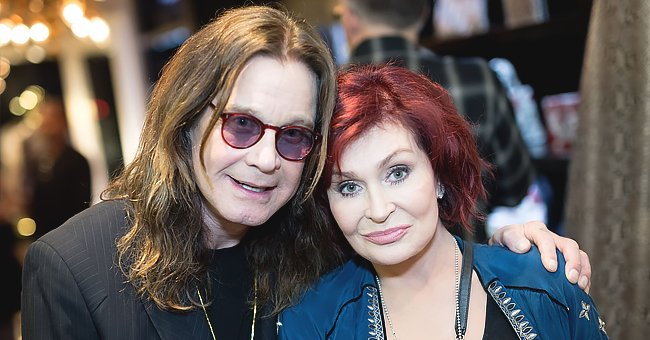Sharon Osbourne Shares Photo of Husband Ozzy with Gray Hair and Fans Gush over Their Love