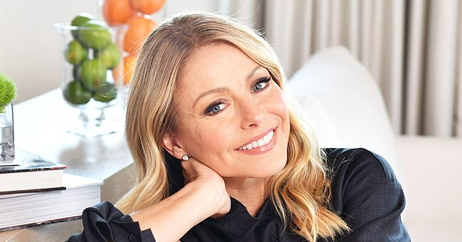 Kelly Ripa Shares Throwback Photos from 2015 When She Dyed Her Hair in Bright Colors