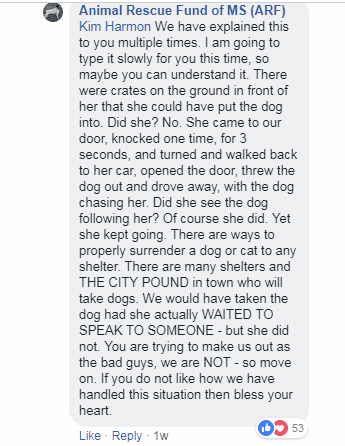 Screenshot of an explanation of the events from the Shelter on their Facebook page. | https://www.facebook.com/arfms/videos/633143863769196/