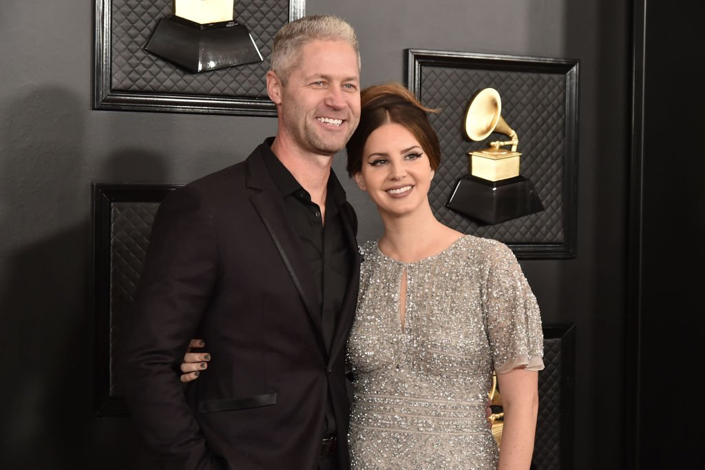 Sean Larkin and Lana Del Rey attend the 62nd Annual Grammy Awards at Staples Center on January 26, 2020  | Photo: Getty Images