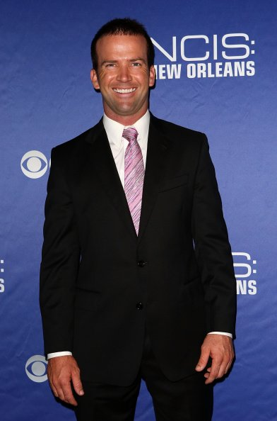 Lucas Black at the National WWII Museum on September 17, 2014 in New Orleans, Louisiana. | Photo: Getty Images