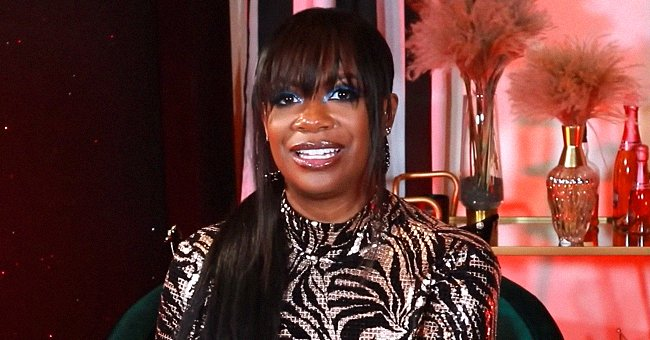 Kandi Burruss' Daughter Blaze Shows Her Cute Smile as She Appears in IG Clip with Cat Filters