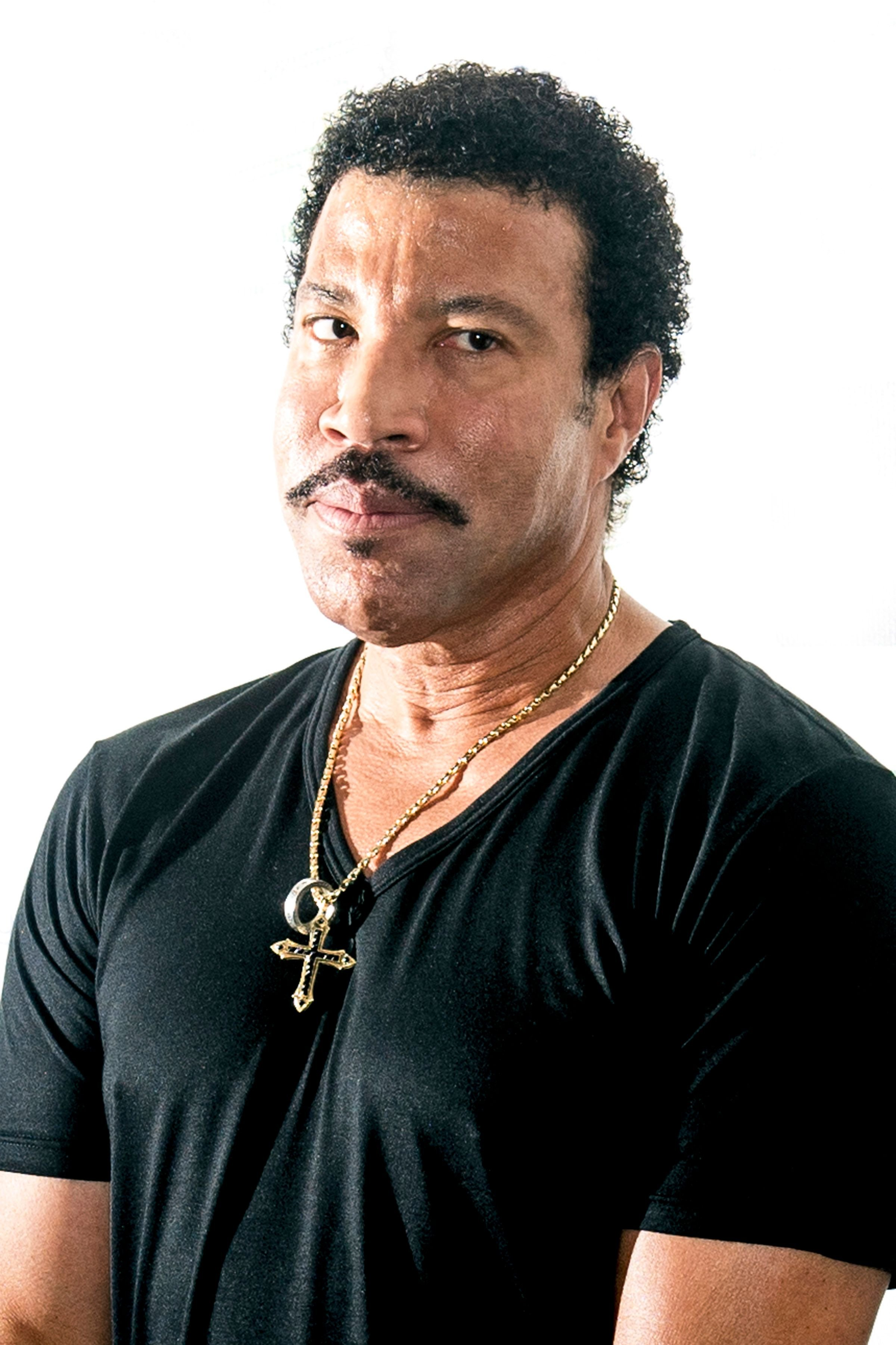 Lionel Richie backstage at the British Summer Time Hyde Park on July 14, 2013 in London.   Photo: Getty Images