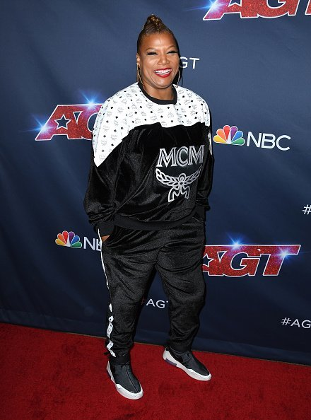 "Queen Latifah at the ""America's Got Talent"" Season 14 Live Show on September 10, 2019 