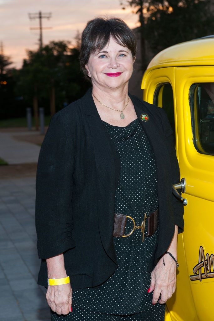 """Cindy Williams attends The Academy Of Motion Picture Arts And Sciences' Oscars Outdoors Screening Of """"American Graffiti."""" 