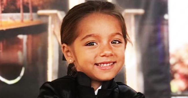 Adamari López: Así fue el primer beso de su hija Alaïa (video)