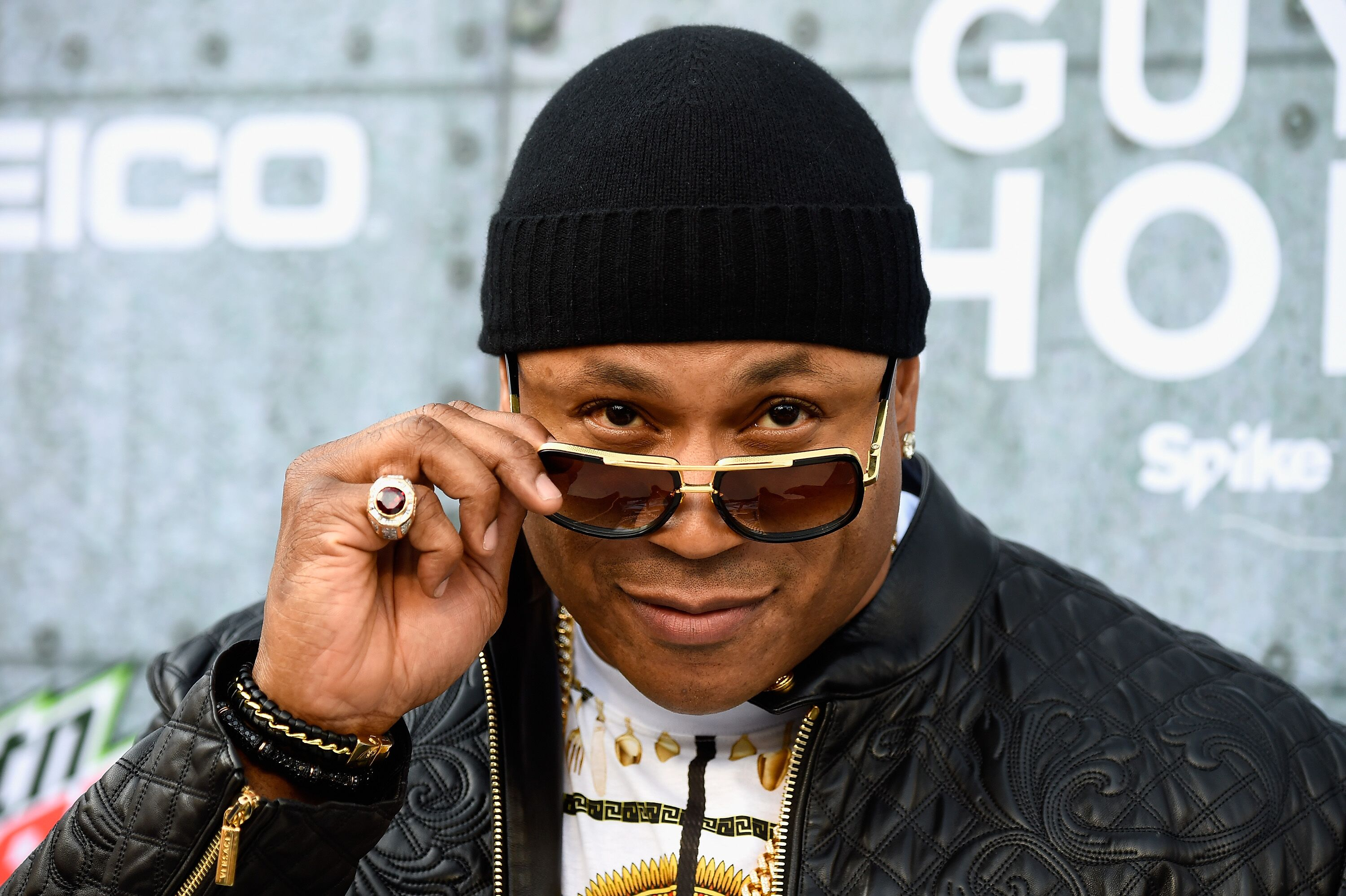 Rapper LL Cool/ Source: Getty Images