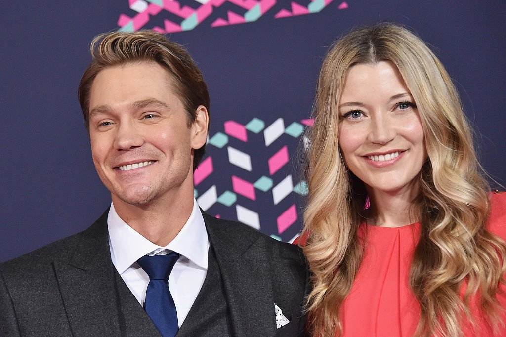 Actor Chad Michael Murray and actress Sarah Roemer attends the 2016 CMT Music awards at the Bridgestone Arena on June 8, 2016. | Photo: Getty Images