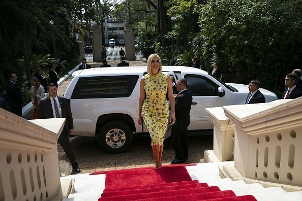 Ivanka Trump And Deputy Secretary Of State Sullivan Travel To South America For W-GDP Initiative | Photo: Getty Images
