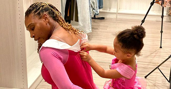 7 Times Serena Williams & Olympia Melted Hearts with Their Sweet Mother-Daughter Bond
