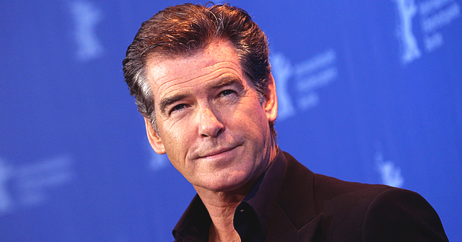 Pierce Brosnan of 'James Bond' Fame Shares Rare Photo of Sons Sean & Dylan and Granddaughter Marley