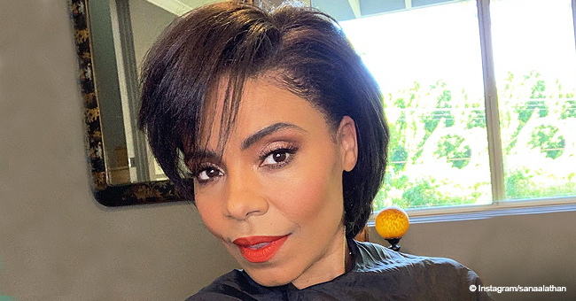 Sanaa Lathan Stuns with Her Natural Hair Growth after Shaving Her Head for 'Nappily Ever After'