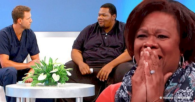 Story of 639-pound man who lost 303 pounds and surprised mom he hadn't seen in a year