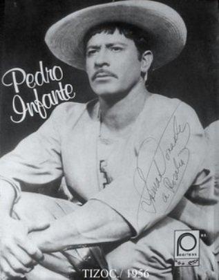 Pedro Infante. | Foto: Flickr.