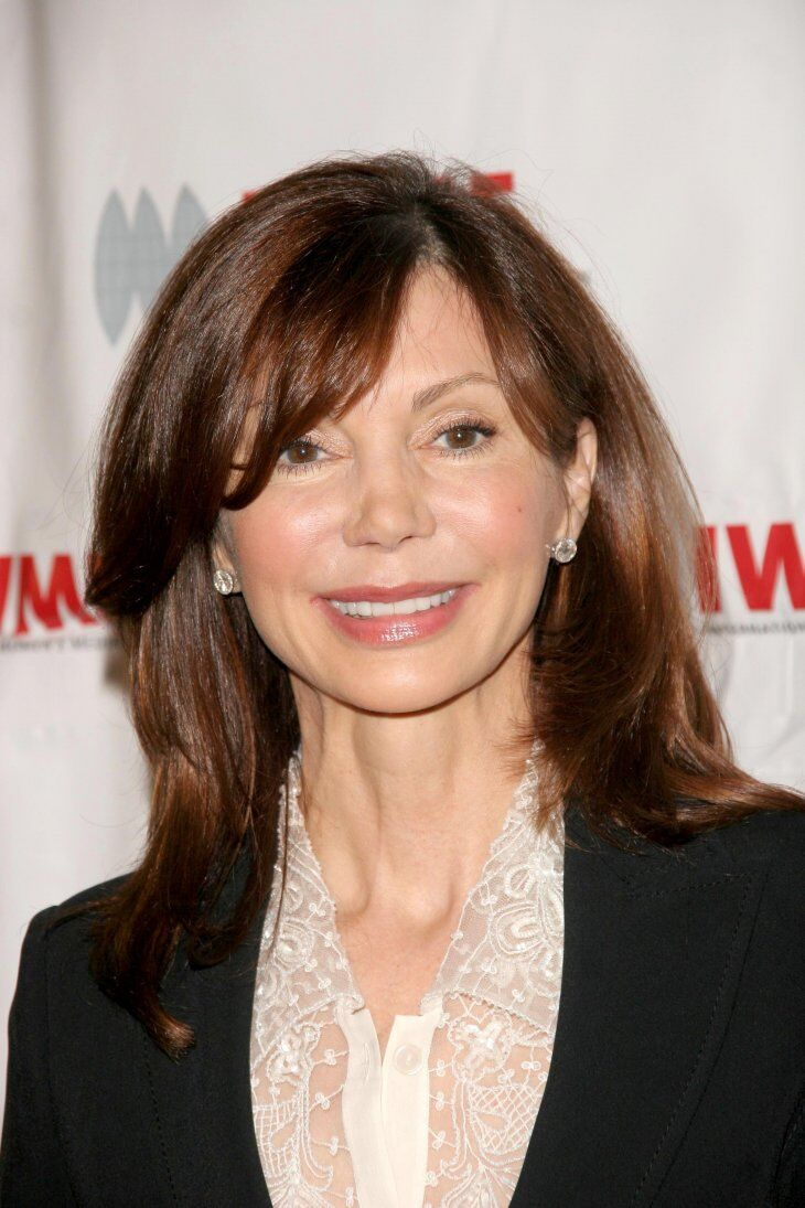 Victoria Principal at the International Women's Media Foundation's Courage In Journalism Awards. | Source: Shutterstock