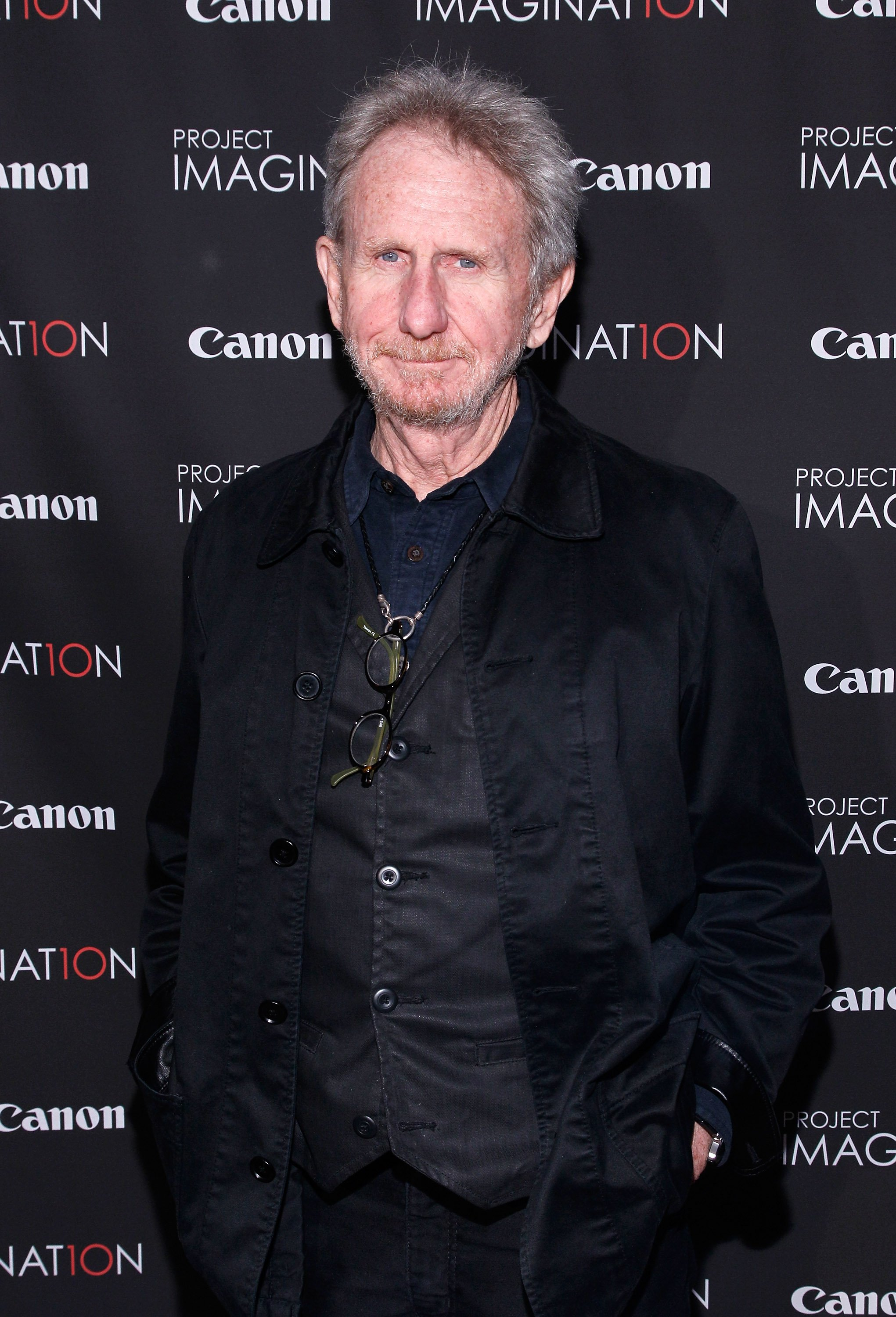 Rene Auberjonois at the Project Imaginat10n Film Festival on December 5, 2013 in New York City | Photo: Brian Ach/Getty Images