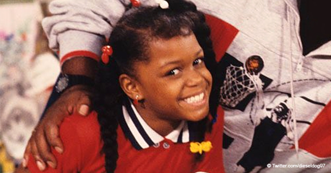 Remember Judy Winslow on 'Family Matters'? She's 39 Now & Has a Handsome Grown Son