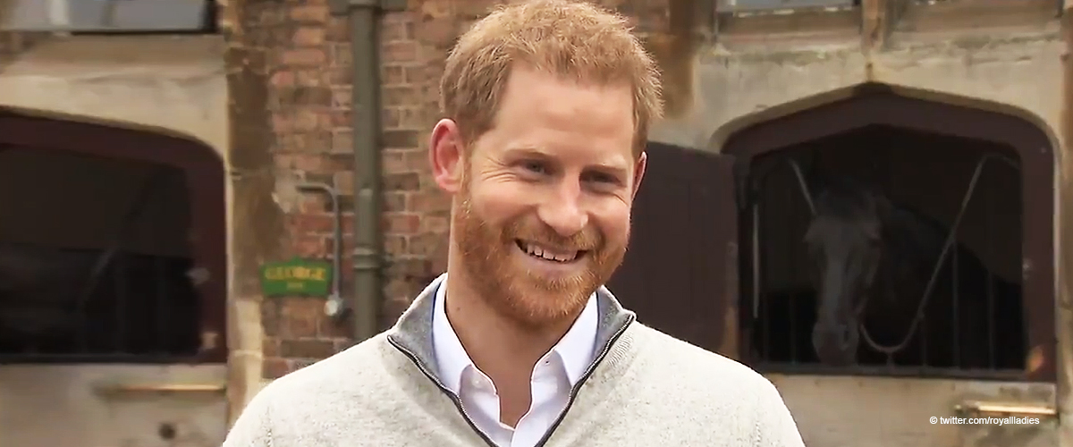 Prince Harry's First Words after the Birth of His Baby Boy