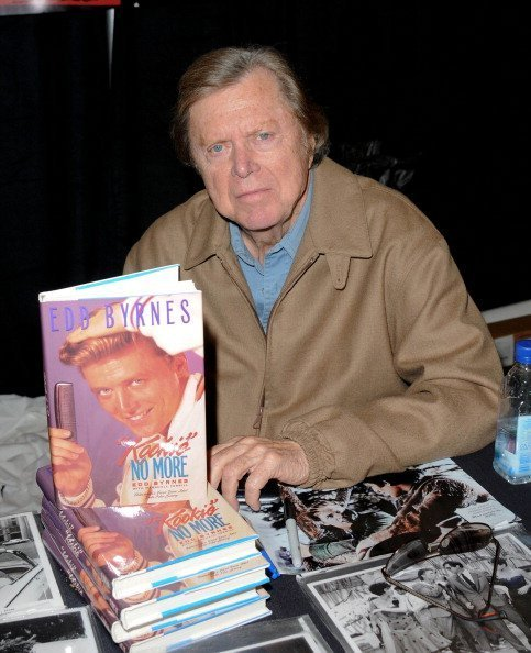 Actor Edd Byrnes participates in The 2011 Fall Hollywood Show held at Burbank Airport Marriott Hotel & Convention Center on Saturday October 9, 2011 in Burbank, California | Photo: Getty Images