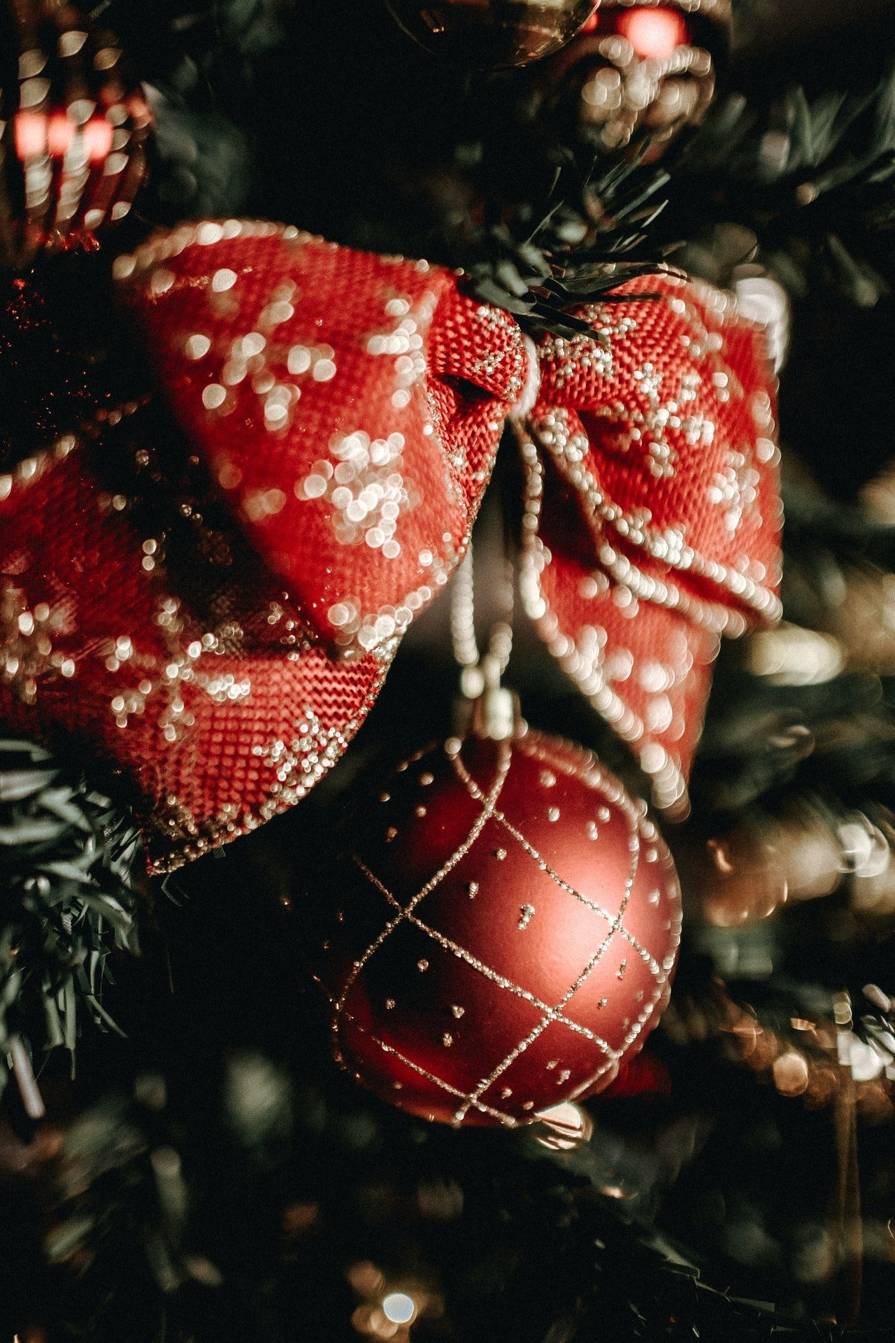 Photo of a christmas decoration| Photo: Pexels