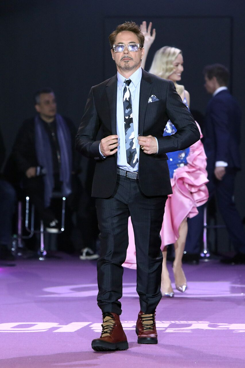 Robert Downey Jr. attends the fan event for Marvel Studios' 'Avengers: Endgame' South Korea premiere. | Source: Wikimedia Commons